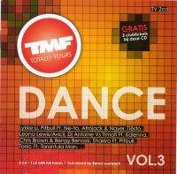 Cover  - TMF Dance Vol. 3 [2011]